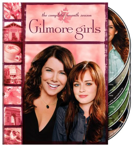 Gilmore Girls: Season Seven (6 Dvd) [Edizione: Regno Unito] [Reino Unido]