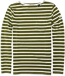 【スコッチ&ソーダ】BRETON STRIPED TSHIRT COMBO D ロングスリーブTシャツ SCOTCH&SODA