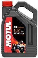 Motul 7100 Synthetic Ester Motor Oil - 10W40 - 4 Liter 836341 by Motul [並行輸入品]