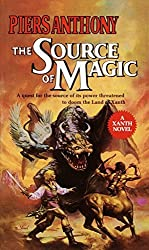 Cover of The Source of Magic