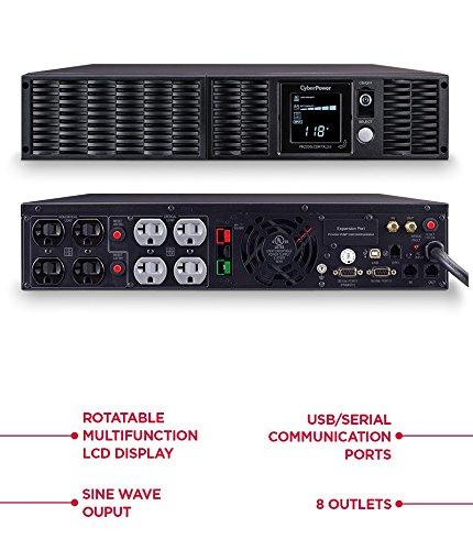 Build My PC, PC Builder, CyberPower PR2200LCDRTXL2U