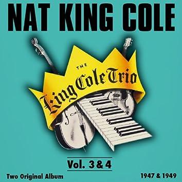 The King Cole Trio, Vol.3 - Vol. 4 (Original Recordings)