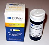 Best Cholesterol Home Tests - Prima Triglycerides Test Strips (Pack of 25 pcs) Review