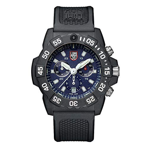 Luminox Navy Seal, Reloj de Buceo Militar XS.3583, 45 MM.
