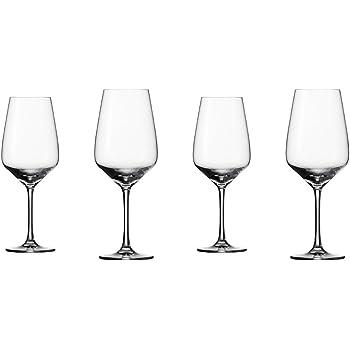 like. by Villeroy & Boch Voice Basic lot de 4 de verres à vin rouge