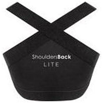 EquiFit Shouldersback Posture Support Lite Large Black