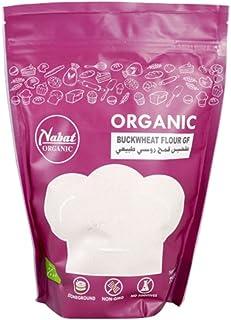 NABAT Organic Buckwheat Flour, 750g, Gluten-Free