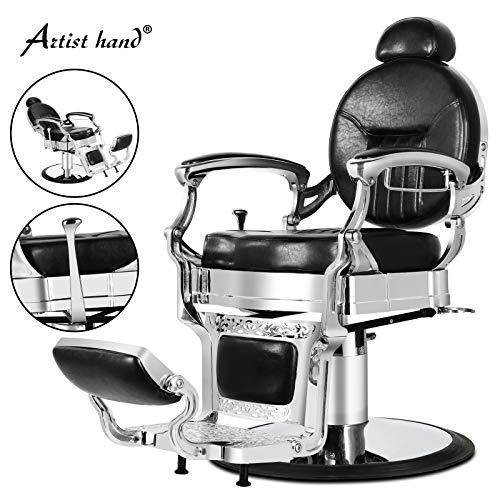 Artist Hand Vintage Barber Chair