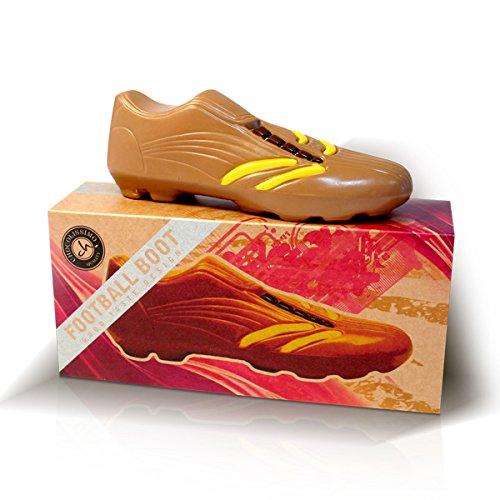 Fußballschuh aus Schokolade -- Geschenkidee - Geschenk - Weihnachten - Mann - Frau - Kind - Sportfan - Fußball-Fan - Kinder - Sport
