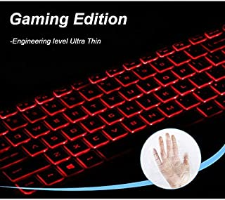 FORITO Keyboard Cover Compatible Acer Gaming Laptop Acer Predator Helios 300 /Acer Nitro 5 Gaming Laptop/Acer Aspire VX 15...