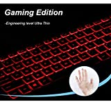 Keyboard Cover Compatible with Acer Older Gaming Laptop Predator Helios 300 500 15.6' 17.3' Series Model PH315-51 PH317-52 /Acer Nitro 5 AN515 /Acer VX5-591G VN7-793G (Gaming Edition)