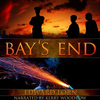 Bay's End audiobook cover art