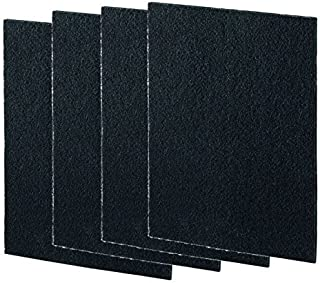 Nispira Replacement Carbon Pre Filter Compatible with Fellowes AeraMax 290 300 DX95 Air Purifier - 4 Pack (9324201)