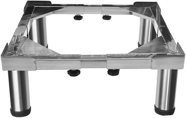 mas preferencial LAXF-Base de Lavadora Base Ajustable retráctil para para para Lavadora de refrigerador Stent Prevent Scratch Dent rojoucción de Ruido Acero Inoxidable (Tamaño   A)  compra en línea hoy