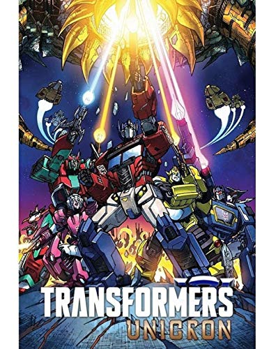 Transformers Unicron: Transformers Coloring Book , 30+ Design for Kids and Adults Great Coloring Books for Any Fans of Transformers