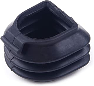 CITALL Transmission Shift Rod Selector Shaft Protective Sleeve Boot Fit For VW Cabriolet Jetta Golf Mk1 Mk2