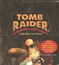 Prededence Tomb Raider - Starring LARA CROFT Collectible Card Game - Trading Cards (48 Packs/Box) by Tomb Raider
