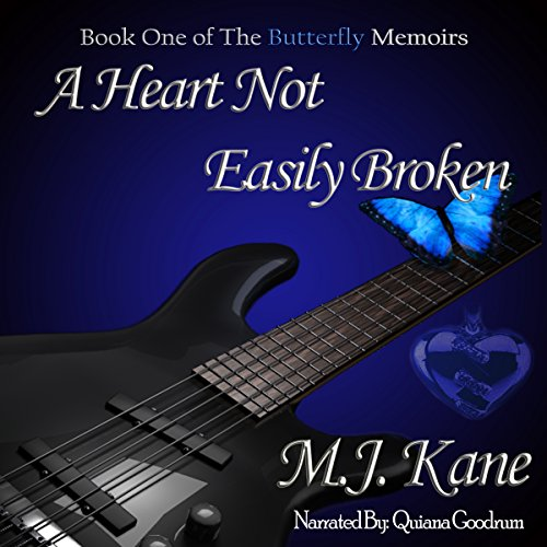 A Heart Not Easily Broken audiobook cover art