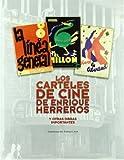Carteles De Cine De Enrique Herreros, Lo (Biblioteca Del Recuerdo)