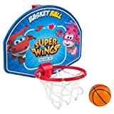 Super Wings - Mini canasta de baloncesto 28x22 cm (77053)