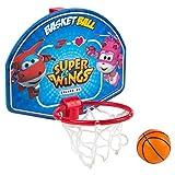 Super Wings Mini canasta de baloncesto 28x22 cm...