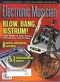 Electronic Musician Magazine, May 2001 (Vol. 17, No. 5)