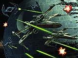 Prime 3D Puzzle lenticular Star Wars Batalla 500 Piezas, Multicolor