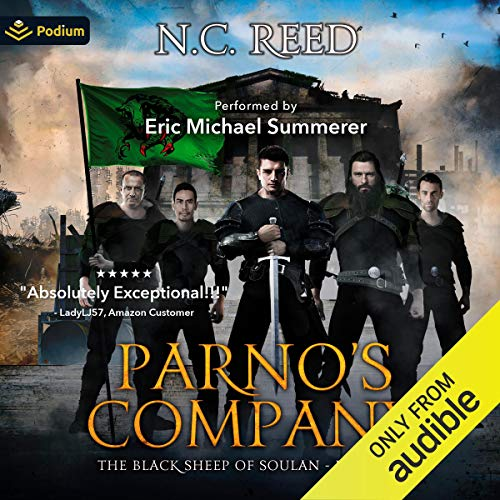 Parno's Company Audiobook By N.C. Reed cover art