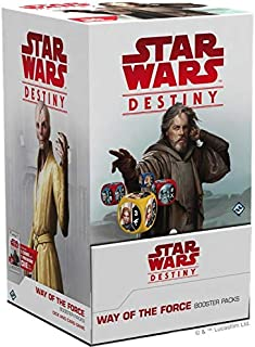 Star Wars Destiny: Way of The Force Booster Box Card Game