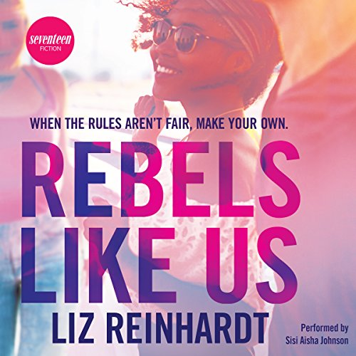 Rebels Like Us audiobook cover art