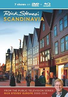 Rick Steves' Scandinavia DVD & Blu-Ray 2000 2014