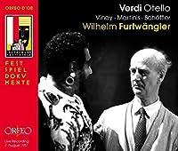 Verdi: Otello (Salzburg Festival) by Vinay