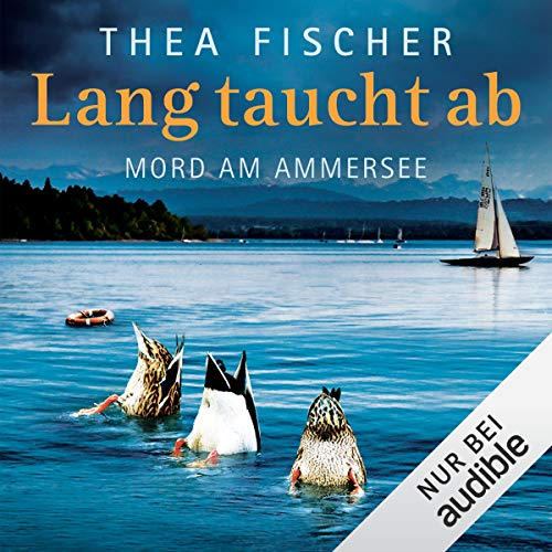 Lang taucht ab audiobook cover art