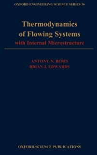 Thermodynamics of Flowing Systems: with Internal Microstructure