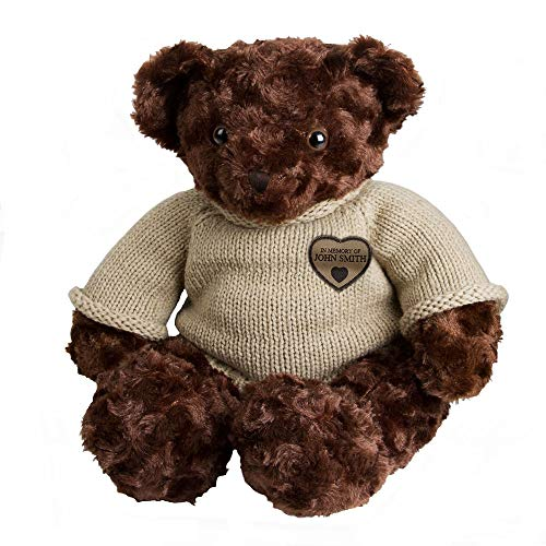 Perfect Memorials Teddy Bear Memorial Keepsake