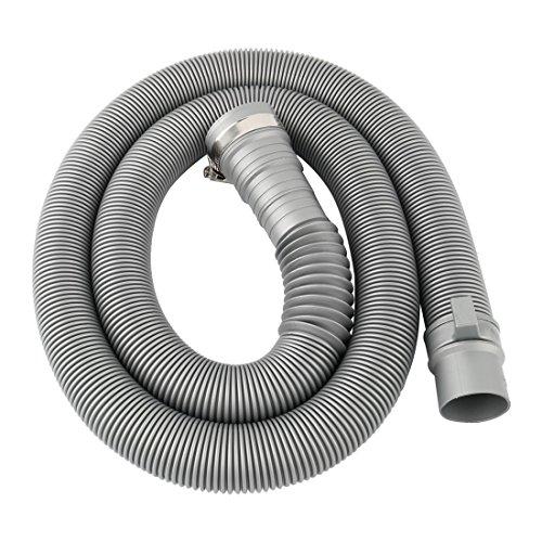 sourcingmap 4,7Ft PVC Abwasserrohr Rohranschluss Waschmaschine Ablaufschlauch DE de