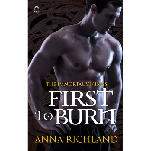 First to Burn audiobook cover art