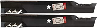 Oregon Longer Life 596-900 Gator Fusion G5 3-in-1 Mulching Blades to Replace 134149, 532134149, 139775, 532139775, 138971, 138498, 127843: Craftsman, Poulan, Husqvarna, Made in USA