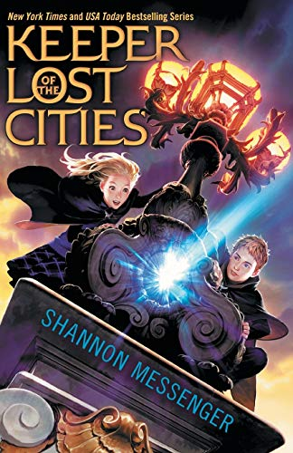 Top keeper of the lost cities series set for 2020