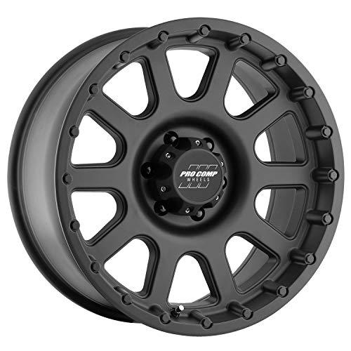 Pro Comp Alloys Series 32 Wheel with Flat Black Finish (16x8'/6x139.7mm)