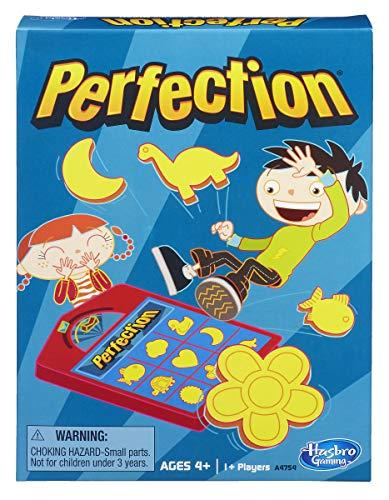 Jeu Perfection Hasbro Game - 0