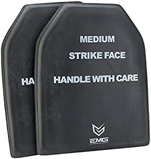 EMG Tactical Dummy Training SAPI Plate Insert Size Medium (One Pair)