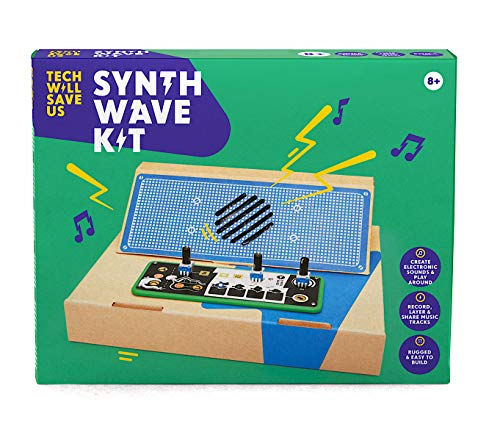 Technology Will Save Us Synth Wave Kit Toy