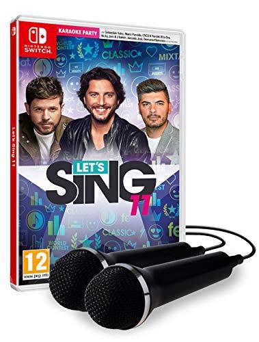 Let'S Sing 11 - Edición Estándar Con 2 Micrófonos