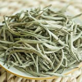 Bacilio 中国白毫銀針 トップクラス 白茶 中国茶 雲南産 ベタークラス 新茶 白茶芽 天然野生栽 無農薬 100g