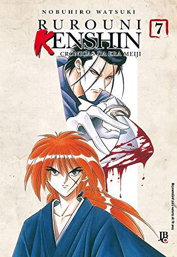 Rurouni Kenshin - Crônicas da Era Meiji - Volume 7