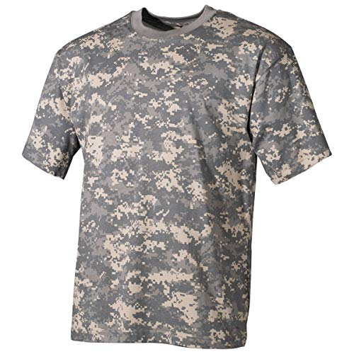 MFH 00104Q US Army Herren Tarn T-Shirt (at Digital/3XL)