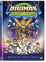 digimon the movie dvd
