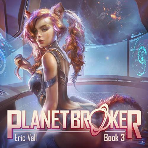 Couverture de Planet Broker 3