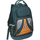 Best Tool Carriers - Klein Tools 55421BP-14 Tool Bag Backpack, Heavy Duty Review